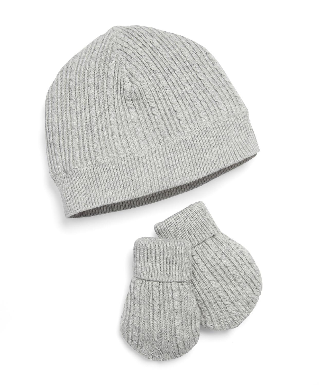 s432af7-cble-knit-hatmitts-grey-